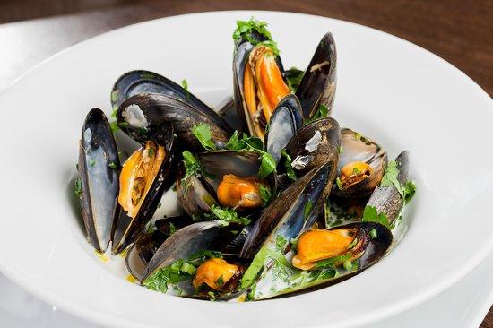 Kirklands Hotel: Shetland Coast Mussels