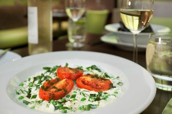 Kirklands Hotel: Wild Garlic Risotto