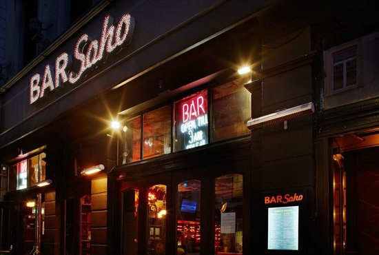 Bar Soho, London - Soho - Restaurant Bewertungen, Telefonnummer ...
