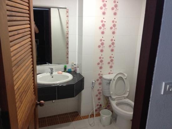 Nice Mum Lodge : Bathroom