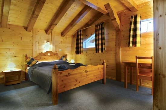 Chalet Marie: Typical Bedroom