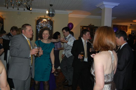 Lord Bute Hotel: Plenty of room to dance