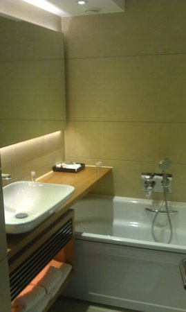 Park Plaza Westminster Bridge London: Studio, room 1288
