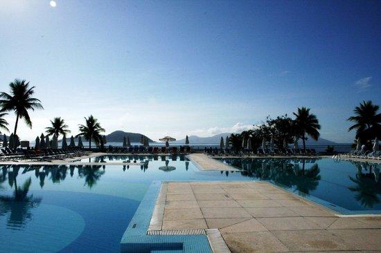 Club Med Rio Das Pedras: vista da piscina