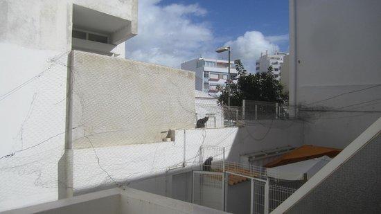 Pensao Residential Adelaide: du de la terrasse