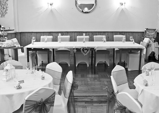 Penllwyn Manor: 3 FUNCTION ROOMS TO CHOOSE FROM 01495 230338