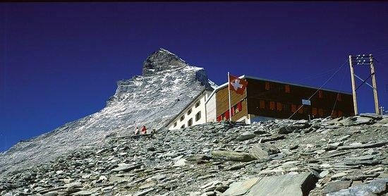 Hörnlihütte - Base Camp Matterhorn