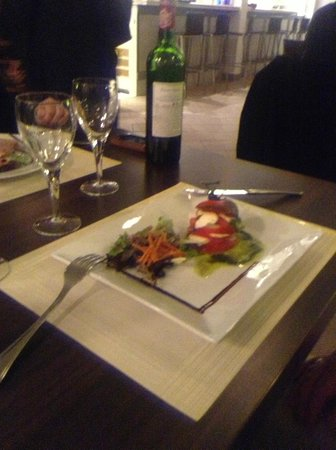 Le Club Mougins : Cedric is a great chef