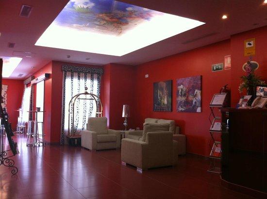 Hotel Monterrey Costa: ZONA DE ESPERA