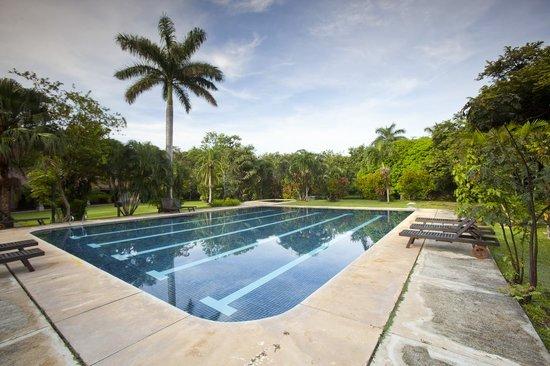 Hotel La Pacifica: The Pool....