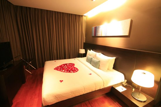 Fraser Suites Sukhumvit: Lovely room