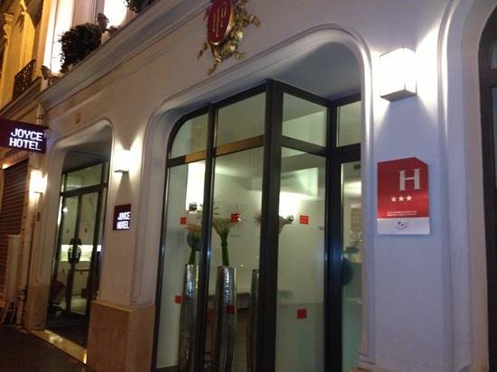 Hotel Joyce - Astotel: 入口