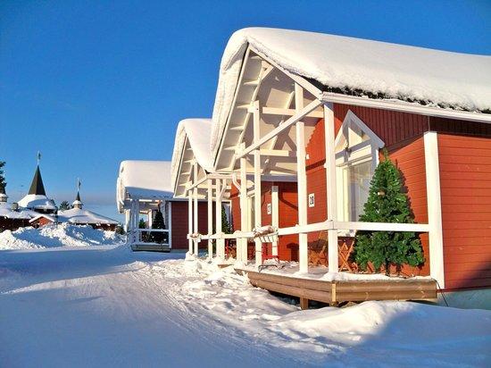 Santa Claus Holiday Village: My Cabin.
