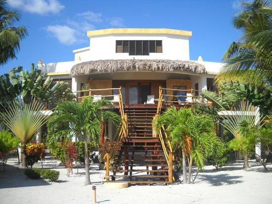 La Perla Del Caribe: villa