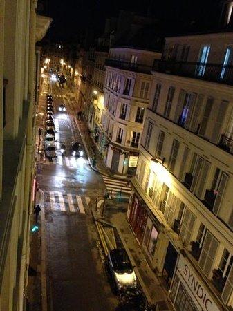 Hôtel Joyce - Astotel : 窓から