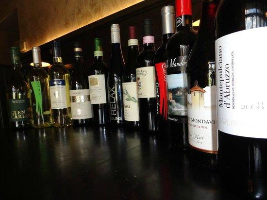 Naples Restaurant & Pizza: Wine