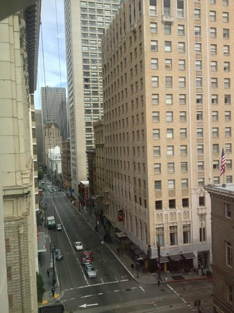 The Cartwright Hotel - Union Square, BEST WESTERN Premier Collection: View from my room