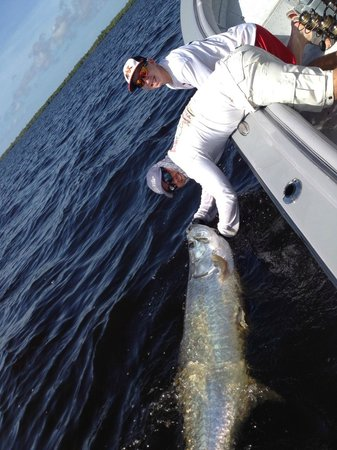 Falling Tide Charters - Private: Great Tarpon