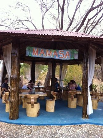 Mamasa: Sitting area