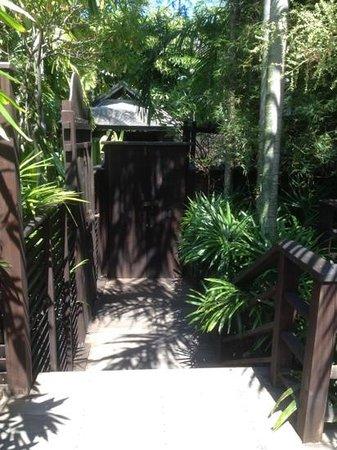 Anantara Mai Khao Phuket Villas: entrance