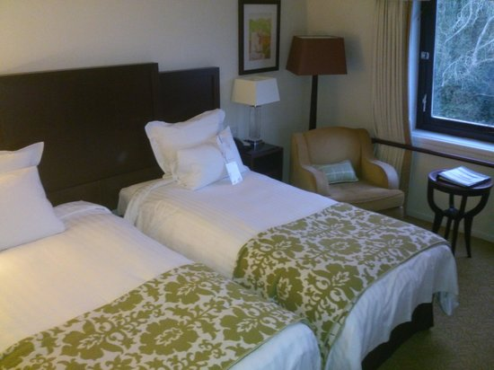 St Pierre Marriott Hotel & Country Club: my room