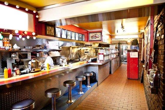 Le Club Sandwich : Diner Bar