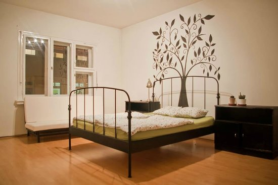 A1 Hostel Bratislava : Double Room