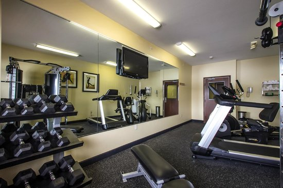 Best Western Geneseo Inn: Fitness Room