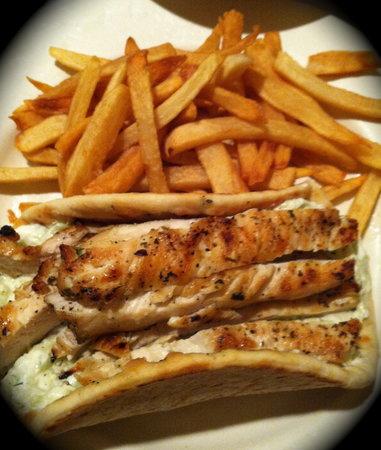 Periyali Greek Taverna: You can't get better than this