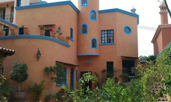Casa Frida B&B: Hotel.---