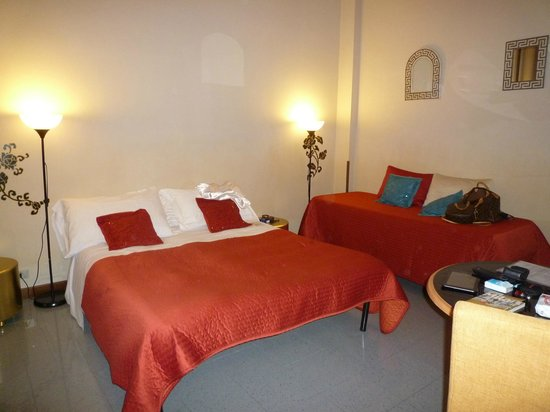 Residence & Hotel HOUSE Aramis Milan Downtown: lit - possibilité de loger à 3