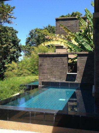 Paresa Resort Phuket: My own pool