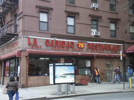 La Caridad Restaurant  St
