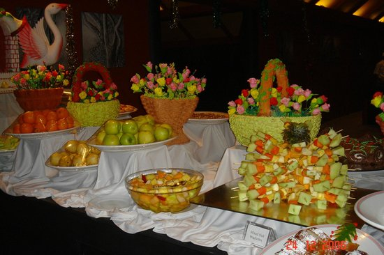 Adaaran Select Hudhuranfushi : food