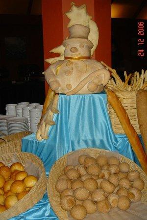 Adaaran Select Hudhuranfushi : bread