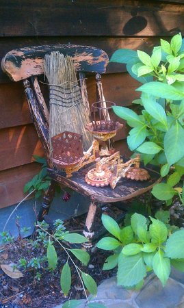 Redwood Croft: chair