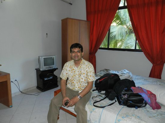 Kandy View Hotel: room
