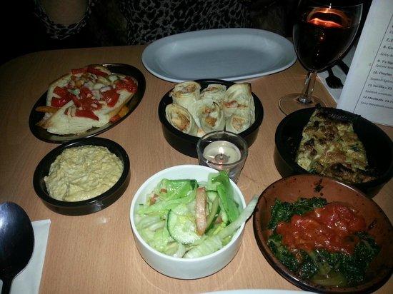Seven Bar and Grill: tapas @seven