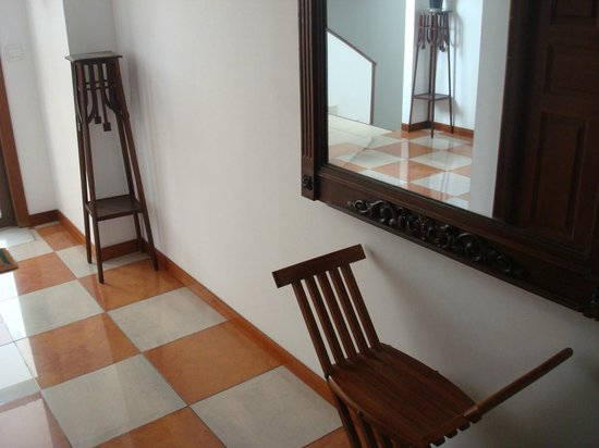 Hotel Don Paula: Recepción