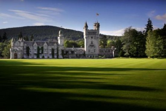 Ballater, UK: Balmoral Castle