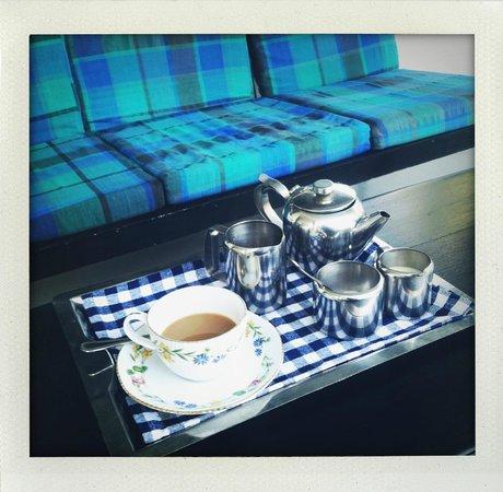 Regent Lodge: Tea