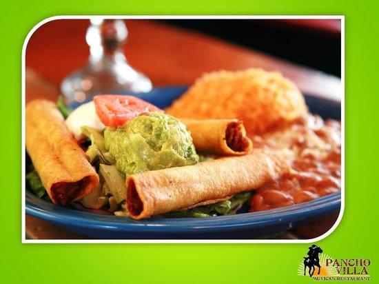 Pancho Villa Mexican Restaurants: El Mexicano