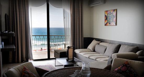 Dharma Beach: suite principal