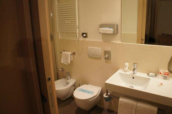 B&B la Torre : banheiro