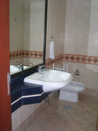 Belvedere Court Hotel Apartments: Second toilet