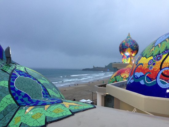 Dharma Beach: mozaicos
