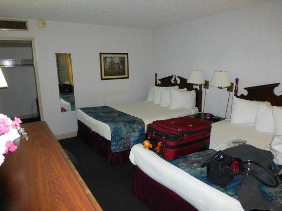 General Nelson Inn: Room 112