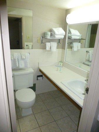 General Nelson Inn: Bathroom Room 112