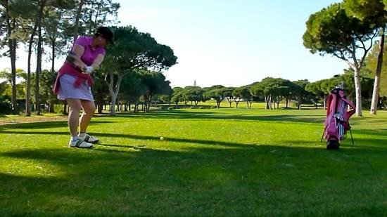 Lesters Golf: Pinahl Hole 4