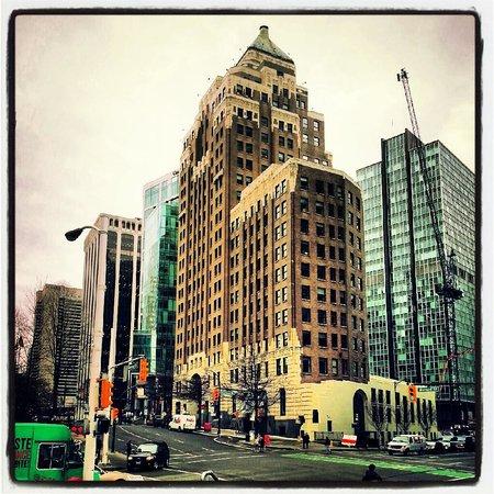 Fairmont Waterfront: Marine Building Vancouver